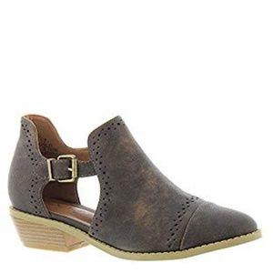 Boutique by Corkys Cutout 'Solo' Booties